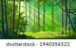 rays of light penetrating... | Shutterstock .eps vector #1940356522