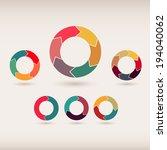 business design template....   Shutterstock . vector #194040062