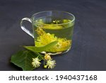 Linden Flowers Tea.cup Of Hot...