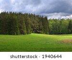 summer landscape | Shutterstock . vector #1940644