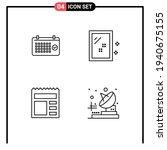 user interface pack of 4 basic...