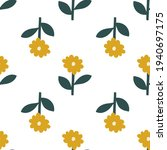 scandinavian spring flower... | Shutterstock .eps vector #1940697175