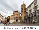 Orvieto  Italy  April 2019  The ...