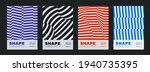 collection of swiss design... | Shutterstock .eps vector #1940735395