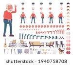 old man  elderly person... | Shutterstock .eps vector #1940758708