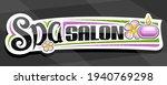 vector banner for spa salon ...   Shutterstock .eps vector #1940769298