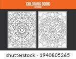 coloring book page bundle. kids ...   Shutterstock .eps vector #1940805265