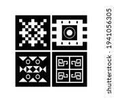 farmhouse decor pattern design... | Shutterstock .eps vector #1941056305