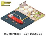 Vector Isometric Lng Carrier...
