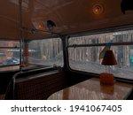 Frozen Doubledecker Bus  Winter ...