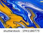 fluid art texture. backdrop...   Shutterstock . vector #1941180775