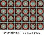 seamless korea tradition... | Shutterstock .eps vector #1941361432