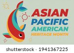may is asian pacific american... | Shutterstock .eps vector #1941367225