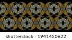 seamless vector leaves border... | Shutterstock .eps vector #1941420622