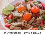 Spicy Seafood Salad  Thai Food  ...
