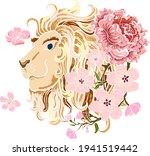 zodiac signs set of horoscope... | Shutterstock .eps vector #1941519442
