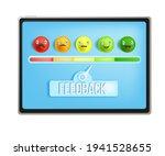 feedback emotion bar  customer...   Shutterstock .eps vector #1941528655