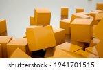 abstract 3d rendering of... | Shutterstock . vector #1941701515