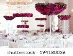 Beautiful Flowers On Wedding...