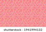 donut glaze with sprinkles... | Shutterstock .eps vector #1941994132