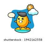 Illustration Of Golden Egg...