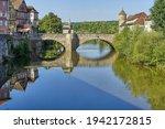 An Old Bridge Over The Rhine...