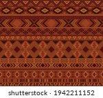 peruvian american indian... | Shutterstock .eps vector #1942211152
