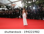 cannes  france   may 21  izabel ... | Shutterstock . vector #194221982