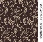 asian paisley pattern with... | Shutterstock .eps vector #1942224955