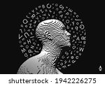 discovery  studying and... | Shutterstock .eps vector #1942226275