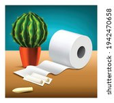 hemorrhoidal suppositories...   Shutterstock .eps vector #1942470658