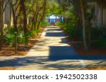 Impressionistic Perspective Of...