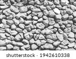 Background With Wall Stones...