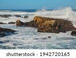 Beautiful Seascape Of The...