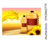 Sunflower Oil Natural Product...