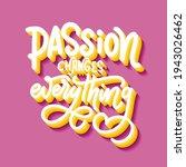 hand lettering typography... | Shutterstock .eps vector #1943026462