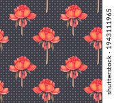 Seamless Floral Pattern. Bright ...