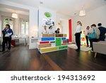 milano  italy   may 20  2014 ... | Shutterstock . vector #194313692