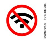 the use of wireless... | Shutterstock .eps vector #1943183908