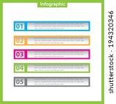 modern design template  can be... | Shutterstock .eps vector #194320346