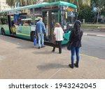 Holon  Israel. March 19  2021....