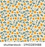 vector seamless pattern. pretty ... | Shutterstock .eps vector #1943285488