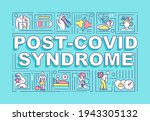 post covid syndrome word...