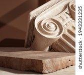 Antique Stone Column Product...