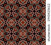Ethnic Seamless Pattern....