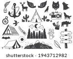 vintage illustration vector for ... | Shutterstock .eps vector #1943712982