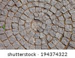 Isolated Macro Texture Of The...