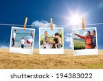 composite image of instant... | Shutterstock . vector #194383022