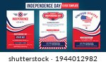 happy independence day 4 th... | Shutterstock .eps vector #1944012982