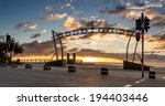 surfers paradise sign during... | Shutterstock . vector #194403446